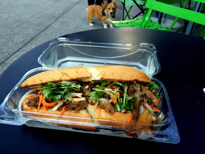 美味☆ベトナムサンドイッチ