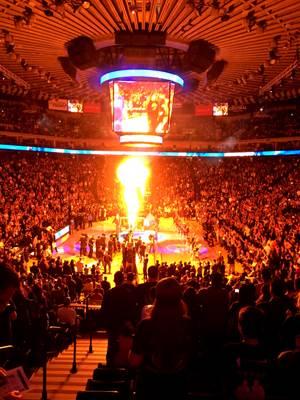 NBAの炎