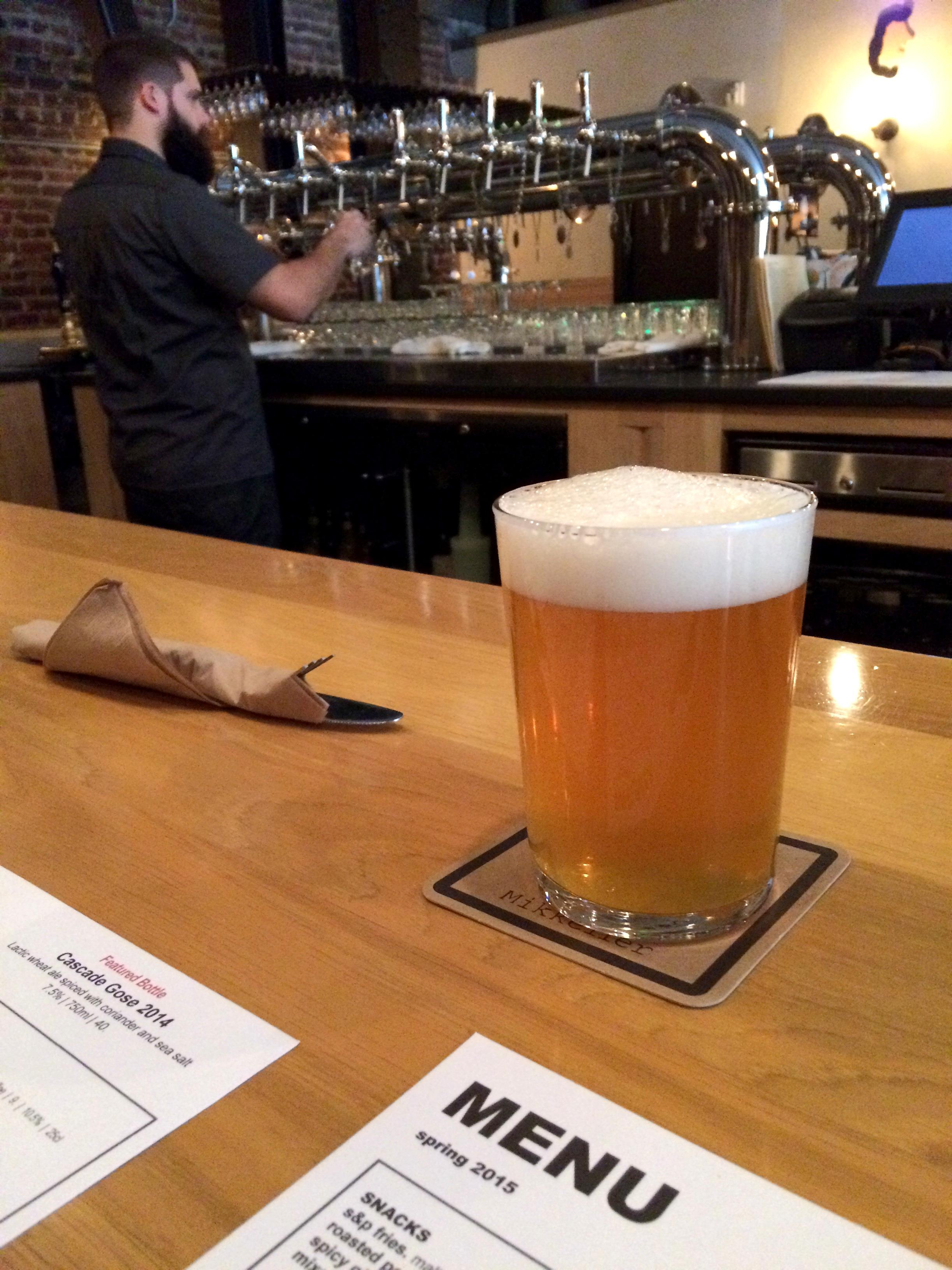 Mikkellerの地ビール