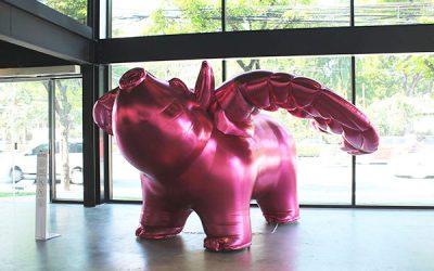 ピンクのブタさんも ~BAB Box @ONE BANGKOK~
