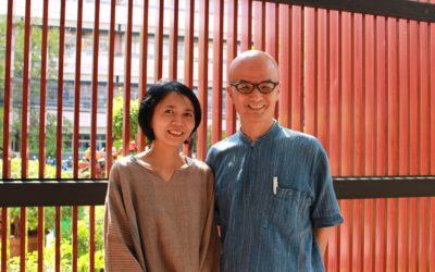「マレットファンは一生懸命。何か手伝えることあるかな」 ~ボランティアのグンさんと山田さんご夫妻~ web版